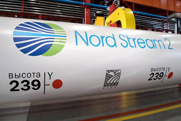 Германия одобрила строительство «Северного потока-2»