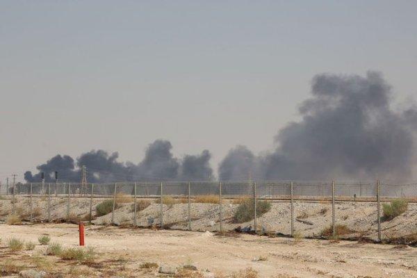 Атака беспилотников подорвала нефтяную промышленность Саудовской Аравии