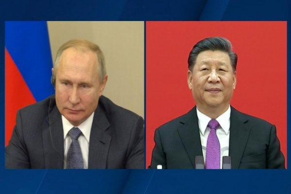 Путин запустил газопровод «Сила Сибири»